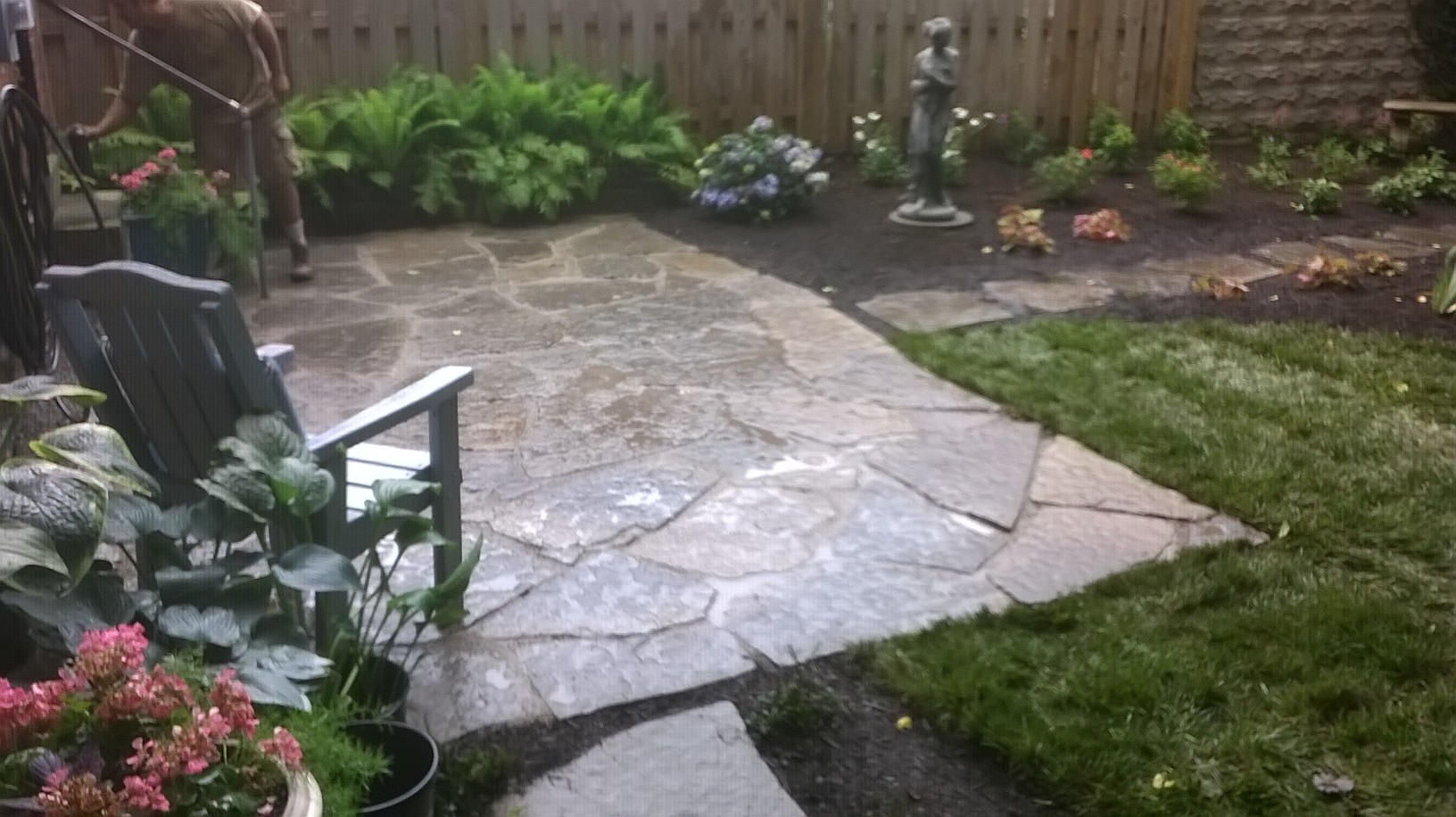 After-Natural Flagstone Patio 1
