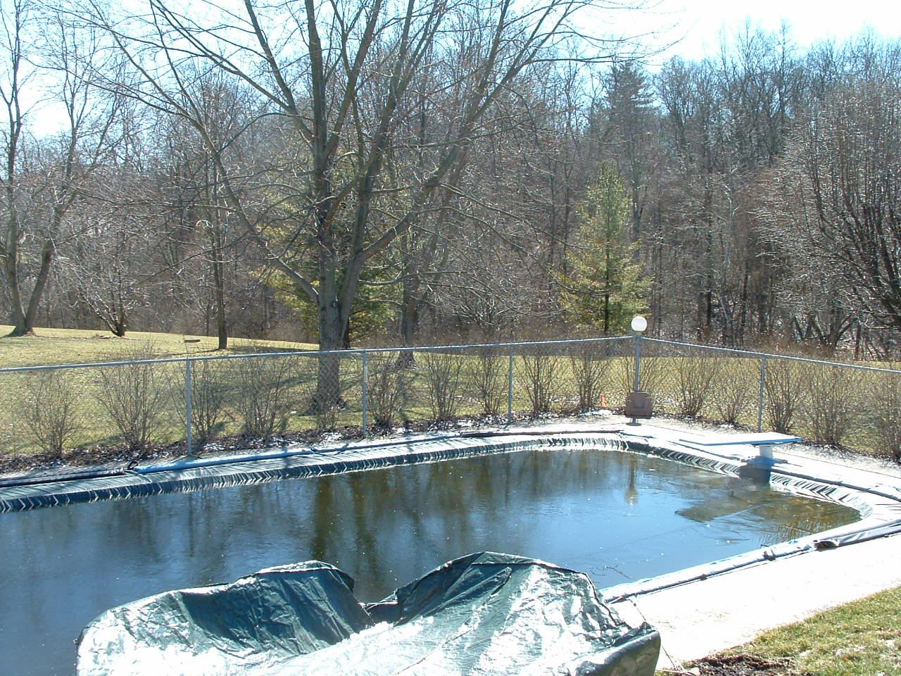Before-Powell Pool